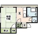 サンライズマンション / 2F 部屋画像1