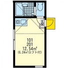 グッドウィル小机 / 1-101 部屋画像1
