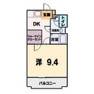 ぱる湘南台 / 205 部屋画像1