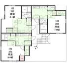 ハーミットクラブハウス鎌倉 / 102 部屋画像1