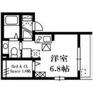 フォルツェ武蔵小山 / 103 部屋画像1