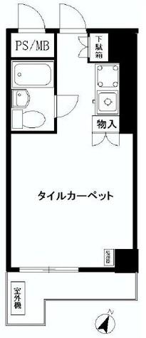 フォンテ青山 / 1003 部屋画像1