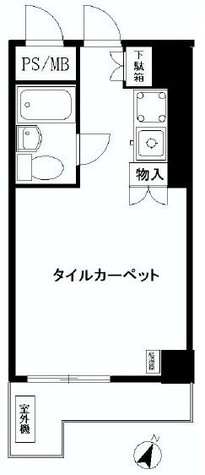 フォンテ青山 / 11階 部屋画像1