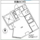 フロレンティア汐留 / 5F2 部屋画像1