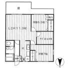 東海マンション / 1f5 部屋画像1