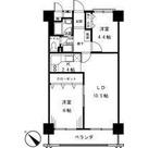 グリーンプラザ五反田第2 / 816 部屋画像1