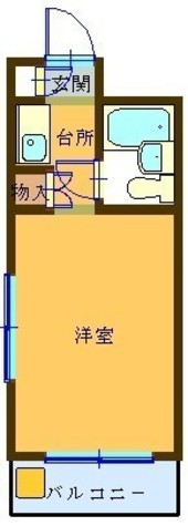 パークアベニュー国分寺21 / 201 部屋画像1