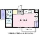 四谷ハウス / 202 部屋画像1