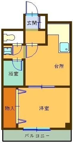 リアライズマンション / 603 部屋画像1