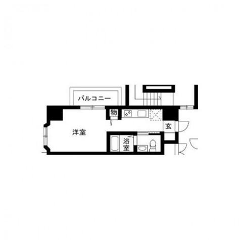 メゾン川崎西口通 / 104 部屋画像1