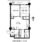 四谷スカイコーポ / 402 部屋画像1
