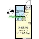 ユナイト鶴見ローレンスカーク / 202 部屋画像1
