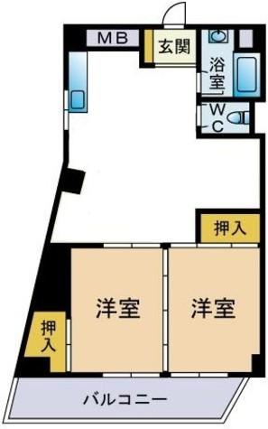 セイショウ・ヴィレッジ / 5階 部屋画像1