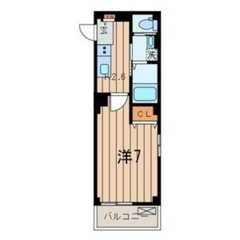 ラ・メールヒダカ関内 / 205 部屋画像1