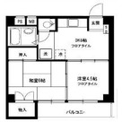エコーハイツ豊永 / 302 部屋画像1