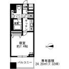 レジディア四谷三丁目 / 303 部屋画像1