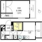 エスペランサ東神奈川 / 402 部屋画像1