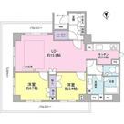 TheCenturyMiyazakidai / 405 部屋画像1