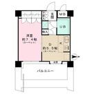 藤和西蒲田コープ / 504 部屋画像1