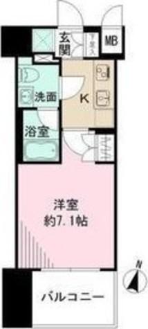 アーバネックス横濱山下町 / 203 部屋画像1