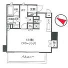 グランブリエ横濱山下公園 / 312 部屋画像1