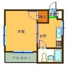 コーポ田村 / 301 部屋画像1