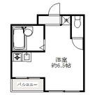 パークサイド山口 / 3階 部屋画像1