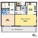 クリオ目黒ラ・モード / 406 部屋画像1