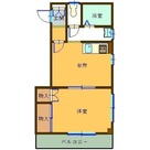 ドミール稲垣 / 205 部屋画像1