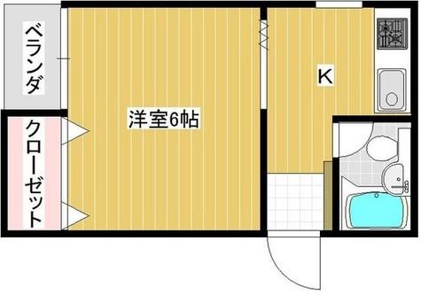 プチフローラル / 2階 部屋画像1