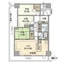 Brillia Tower 品川シーサイド(ブリリアタワー品川シーサイド) / 1606 部屋画像1