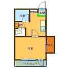 サクセスツキヤマ / 103 部屋画像1