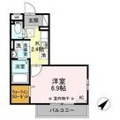 コンフォール新横濱 / Ⅰ-101 部屋画像1