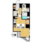 プレール・ドゥーク新宿御苑 / 801 部屋画像1