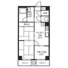 DIKマンション五反田 / 2階 部屋画像1