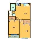 小川マンション / 103 部屋画像1