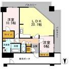 カスタリア日本橋高津 / 1201 部屋画像1