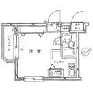 パレ・ドール八王子Ⅱ / 1階 部屋画像1