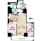 グランスイート四谷エクシア / 602 部屋画像1