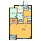 エクストゥディオ桜上水 / 4階 部屋画像1