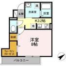 山王メゾン・ネノカミⅡ / 103 部屋画像1
