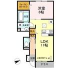 セジュール本覚寺 / 102 部屋画像1