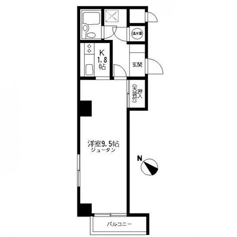 マンション西五反田 / 3階 部屋画像1
