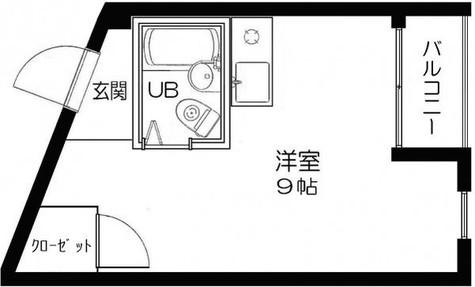 フォレスト四ツ谷 / 1階 部屋画像1