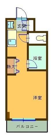 joinus国分寺 / 1D 部屋画像1