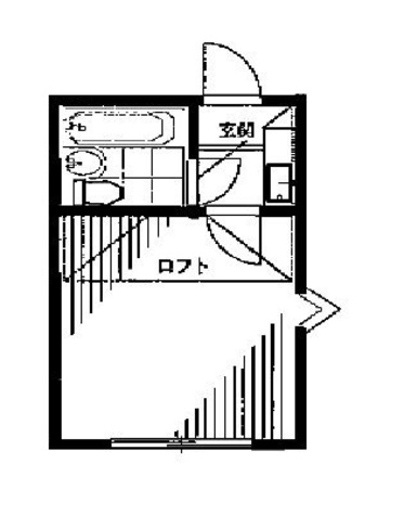 アーバン恵比寿 / 1階 部屋画像1