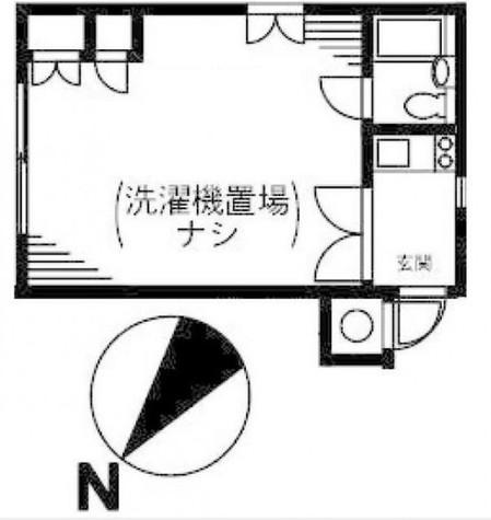 山王ヒルズ / 206 部屋画像1