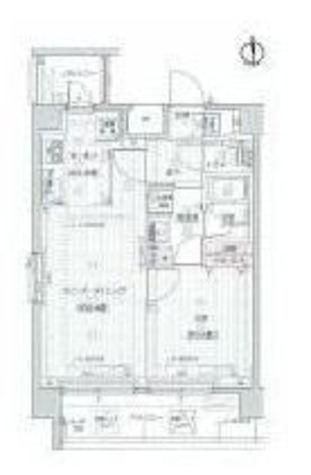 プレール・ドゥーク南品川 / 7階 部屋画像1