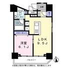 ベルファース高輪桂坂 / 11f01 部屋画像1