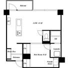 高輪タウンハウス / 312 部屋画像1
